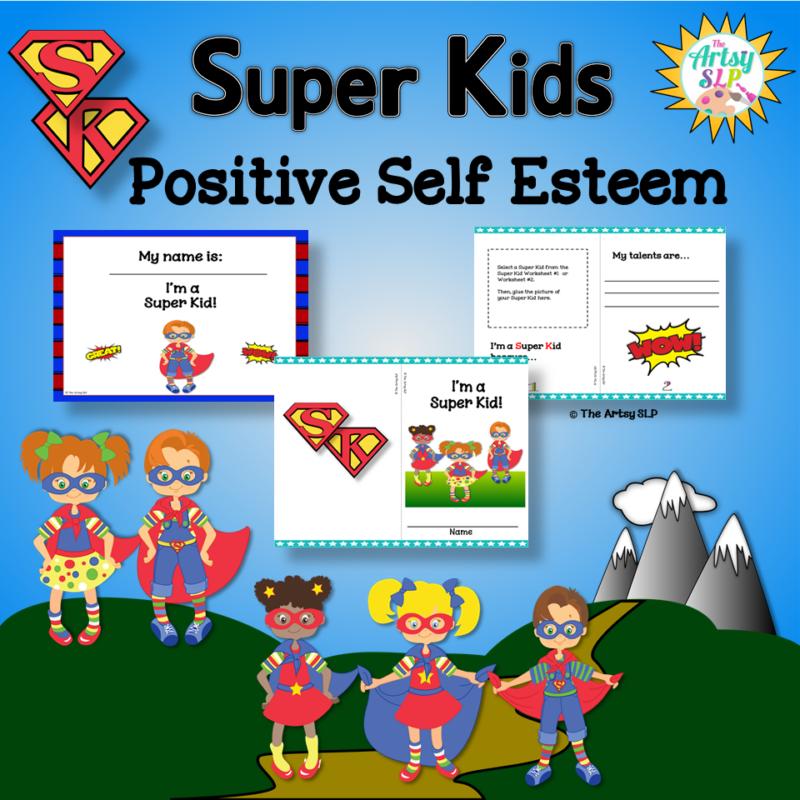 Positive Self Esteem Activities