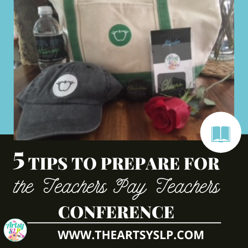 5 Tips to Prepare for Teachers Pay Teachers Conference
