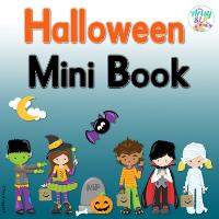 Halloween Mini Book Activities